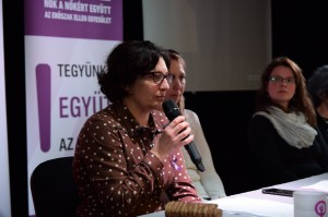 Néma Tanúk 2019: Dr. Spronz Júlia beszéde