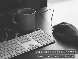 FELHÍVÁS - Webfejlesztőt keresünk honlap elkészítésére!
